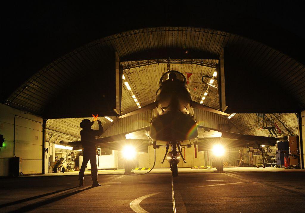 Aeroplans - Eurofighter