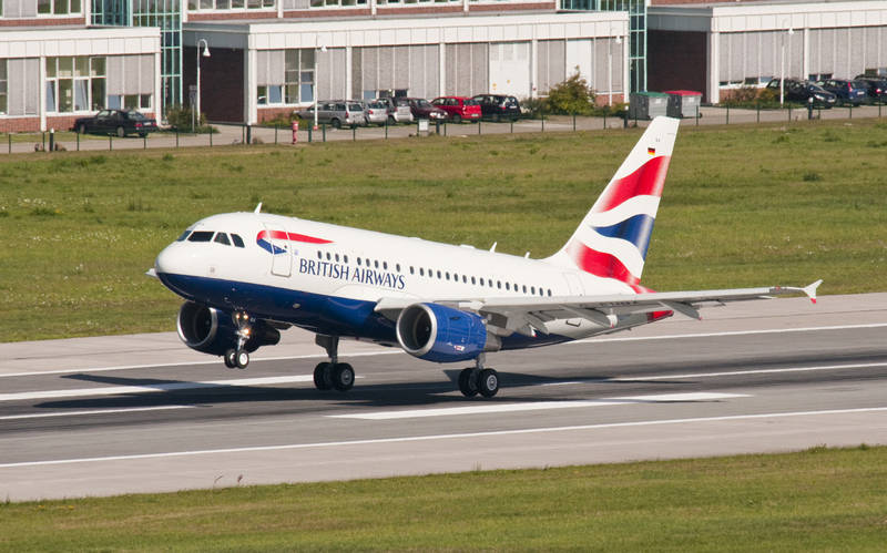 "Aeroplans - The first A318 with ""steep approach"" capability is delivered to British Airways for operation on long-haul flights between London City and New York's JFK Airport (1 September 2009) © Airbus S.A.S. 2009 - photographer C. Brinkman"