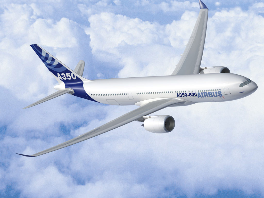 Aeroplans - Airbus A350-800