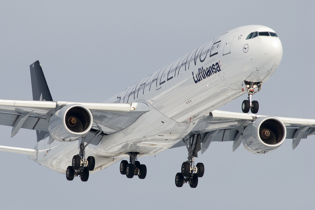 aeroplans - Lufthansa pour Star Alliance