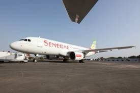 Aeroplans - A320 Senegal Airlines