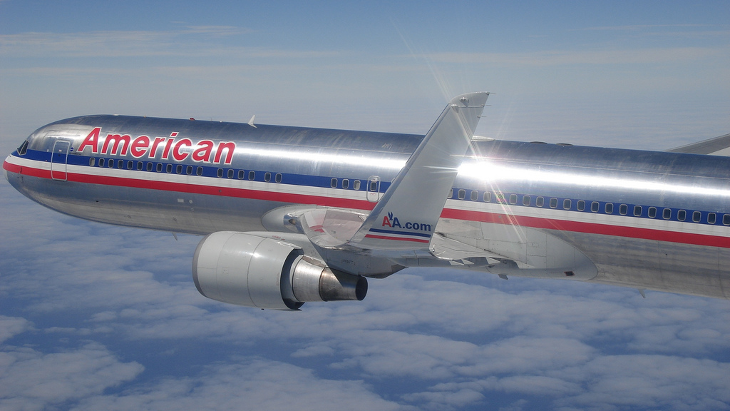 Aeroplans - American Airlines