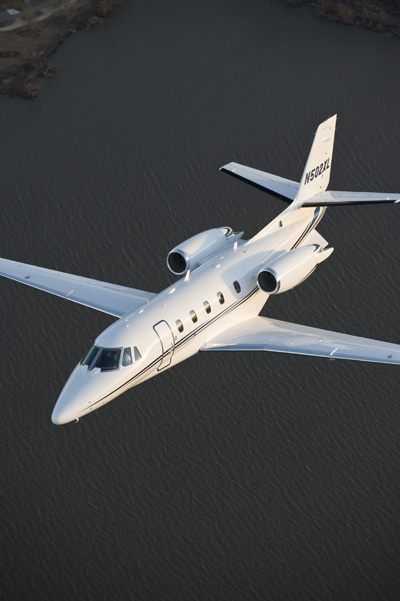 Aeroplans - Cessna citation XLS+