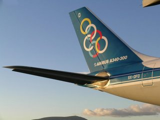 Aeroplans - Olympic Airways