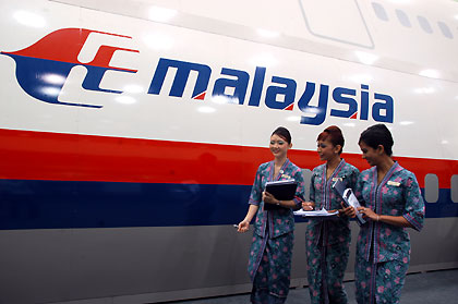 Malaysia-Airlines-Flight-Attendant