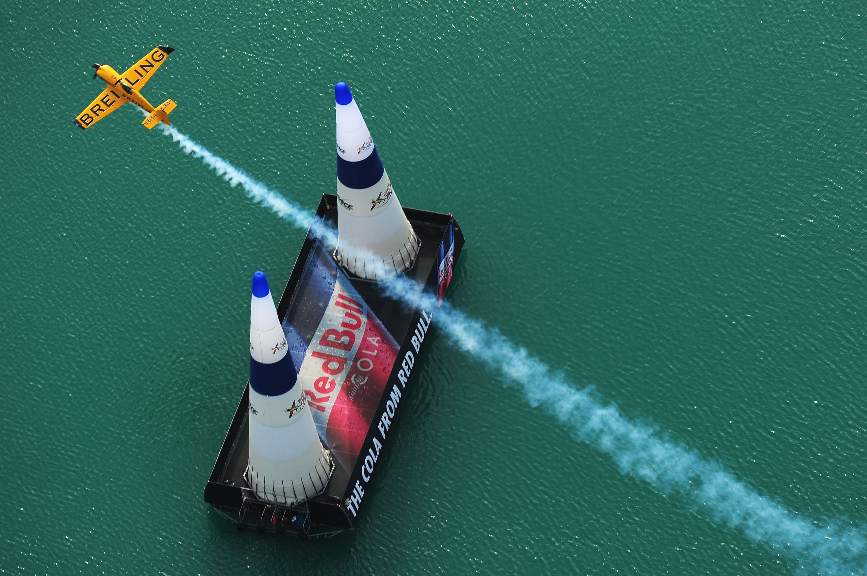 Aeroplans © Red Bull Air Race